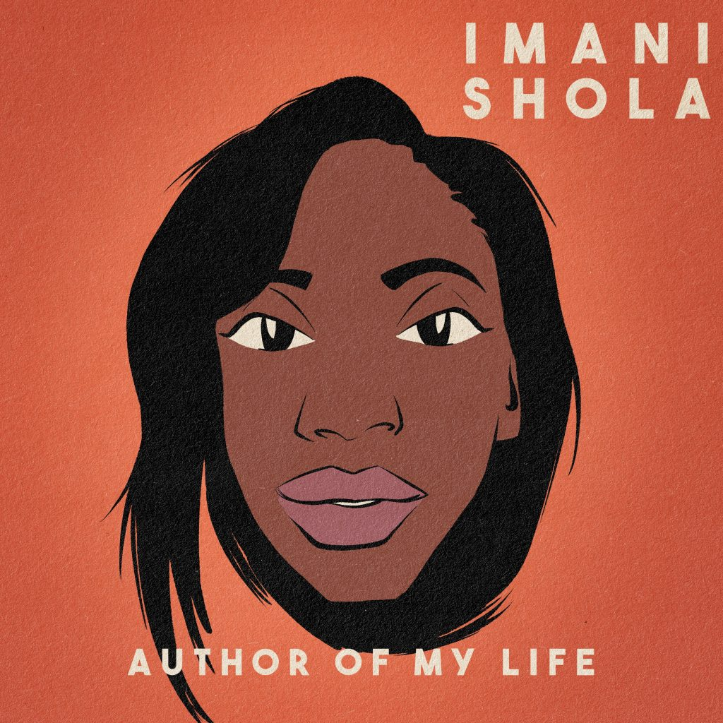 NEW SINGLE OUT NOW: 'Author of My Life'